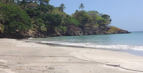beaches providencia