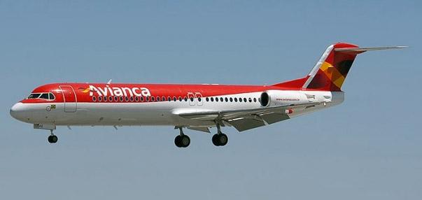 Flying Avianca