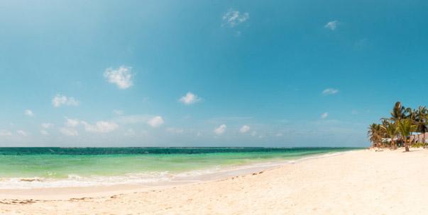 San Luis beach