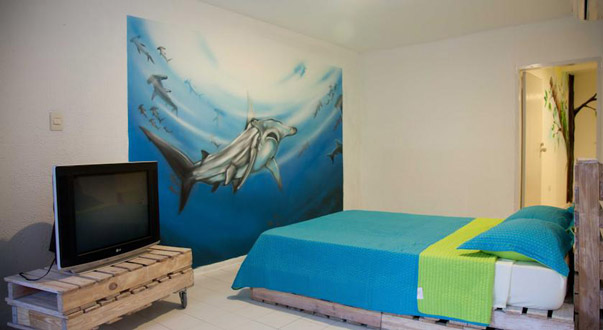 Apartments in San Andres for rent