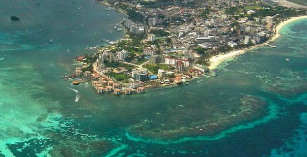 El Centro San Andres Island